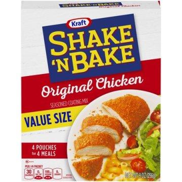 ShakeandBake
